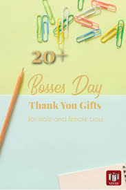 18 boss s day gifts ideas for male and