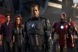 new Avengers game ...