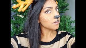 reindeer makeup tutorial you