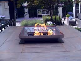 fire pit insert gas burner for fire