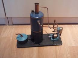 homemade vertical boiler live steam not