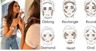face shapes types hairstyles