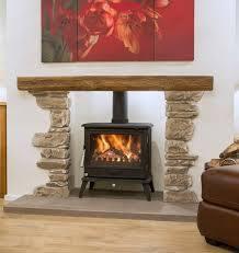newman bideford beam fireplace