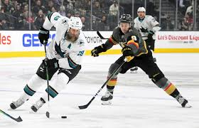 NHL: Aaron Dell shines as San Jose Sharks top Golden Knights
