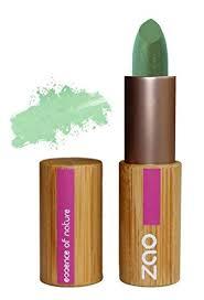 zao organic makeup green concealer anti