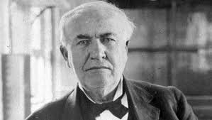 Thomas Edison - Celebs who went from failures to success stories - CBS News