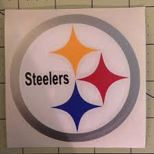 Pittsburgh Steelers Decal For Your Yeti Rambler Tumbler Rtic Yeti Rambler Tumblers Rambler Tumbler Yeti Decals