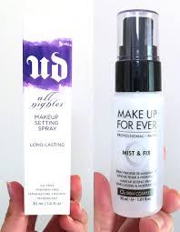 makeup setting spray mjg beauty