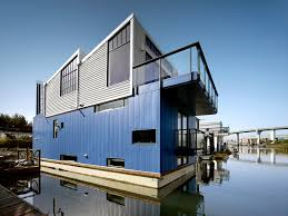 the houseboat of their dreams the new