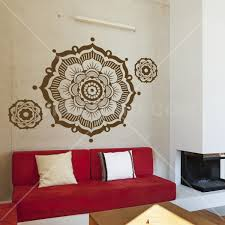 Wall Decal Flor Mandala 3