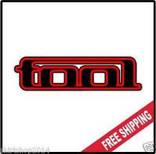 Tool Vinyl Wall Logo Decal Sticker Metal Rock Band Ebay