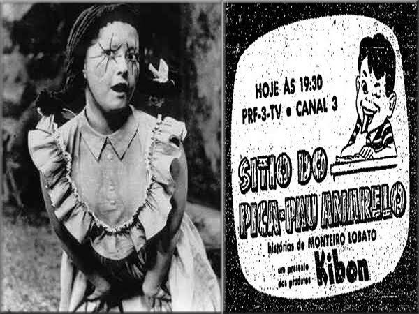 Image result for tatiana belinky sitio do pica pau e lobato
