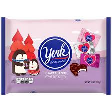 york dark chocolate ered peppermint