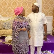 Oba Elegushi's 2nd Wife, Olori Hadiza Finally Steps Into The ...