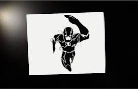 The Flash Vinyl Decal Sticker Etsy