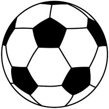 Amazon Com Soccer Ball Black Vinyl Decal Sticker For 13 Macbook Laptop Computer Computers Accessories