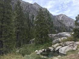 Iva Bell Hot Springs | Modern Hiker