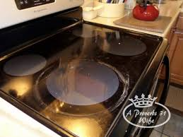 glass stove top cleaner my natural