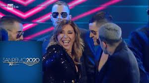 Sanremo 2020 - Sabrina Salerno 'Boys (Summertime Love)' - YouTube