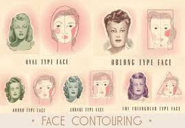 1940 s face contouring tips vine
