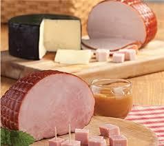 ham turkey cheese gift basket