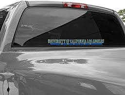 Amazon Com Ucla Bruins Wincraft 2 X 17 Perfect Cut Decal Sports Outdoors