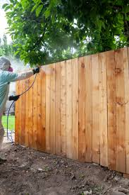 Protecting Our Fence With Clear Waterproof Sealant