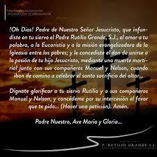 Padre Rutilio Grande S J Photos Facebook