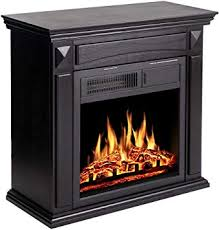 jamfly 26 mantel electric fireplace