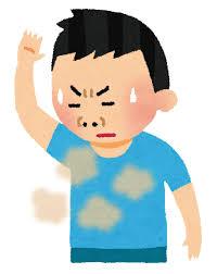 8/ 23 汗を拭いたタオルが酸っぱ臭い: GUTS!BLOG ー ガッツ!ブログ