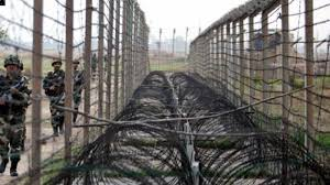 Installation Of Smart Fence On Indo Pak Border Will Begin Soon Govt