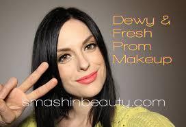 no makeup prom makeup tutorial archives