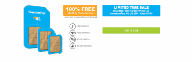 freedompop offering 99c sim with free