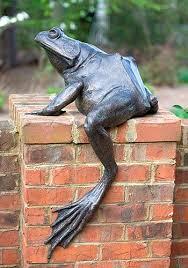 jeremiah frog art by roger martin