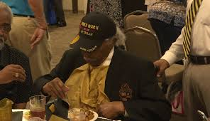 Wallace Smith honored Tuesday on his 100th birthday