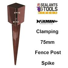 Fence Post Spike Driving Tool