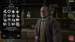 red dead redemption 2 where to sell
