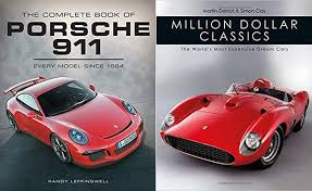 the best books for car enthusiasts