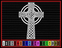 Cross 10 Celtic Christian Vinyl Car Decal Noizy Graphics Christian Apparel Decals Frames More