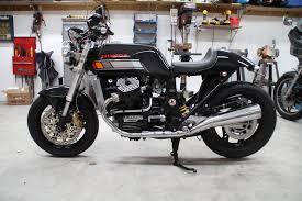 kevin s cx650 cafe racer unique bike
