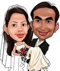 custom caricature gifts customized