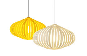 fig orange yellow and ivory lamp by