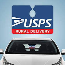 Amazon Com Js Artworks United States U S Mail Vinyl Decal Sticker Automotive