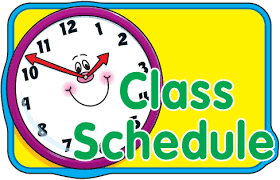 Free Class Schedule Cliparts, Download Free Clip Art, Free Clip ...