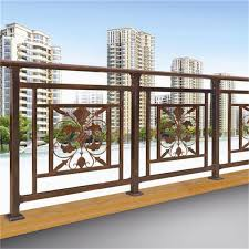 Yt005 Terrace Railing Designs Metal Railing For Balcony Modern Design For Balcony Railing Custom Home Decoration Cast Ir For Sale Railings Manufacturer From China 107441671