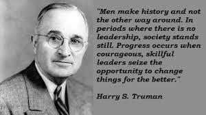Masonic Quote... Harry Truman. (9/14/2016) - Mason Zone