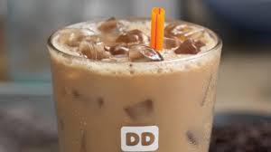 dunkin donuts thin mint coffee