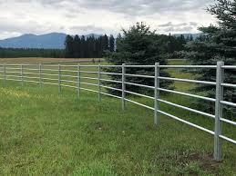 Noble Estate Fencing In 2020 Diy Horse Barn Fence Fencing Gates