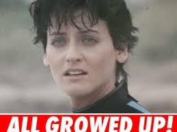 """Lori Petty from """"Point Break"""": 'Memba Her?!"""