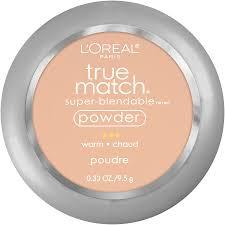 super blendable makeup powder